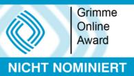 Grimme Online Award Nicht Nominierung